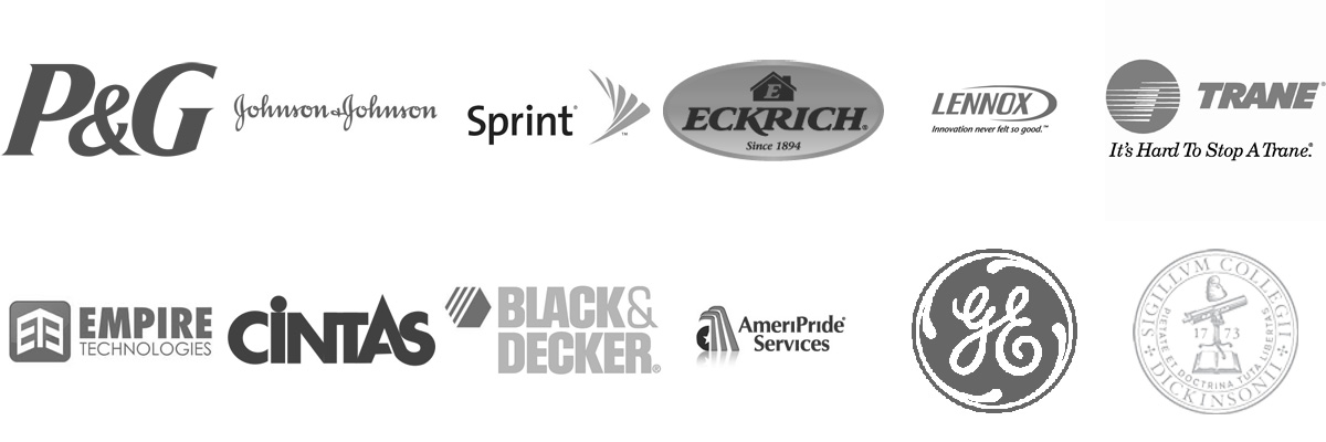 Some of Kirdonn's amazing partners